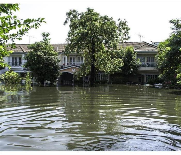 Why SERVPRO 3 Flood Safety Tips From the CDC